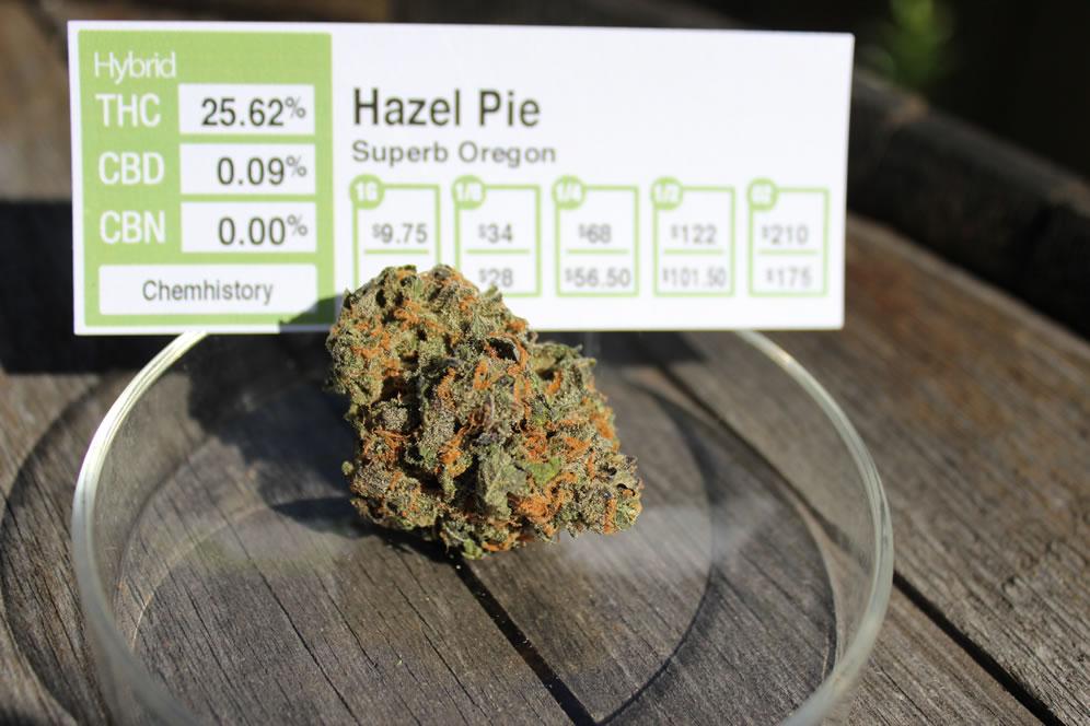 Hazel Pie